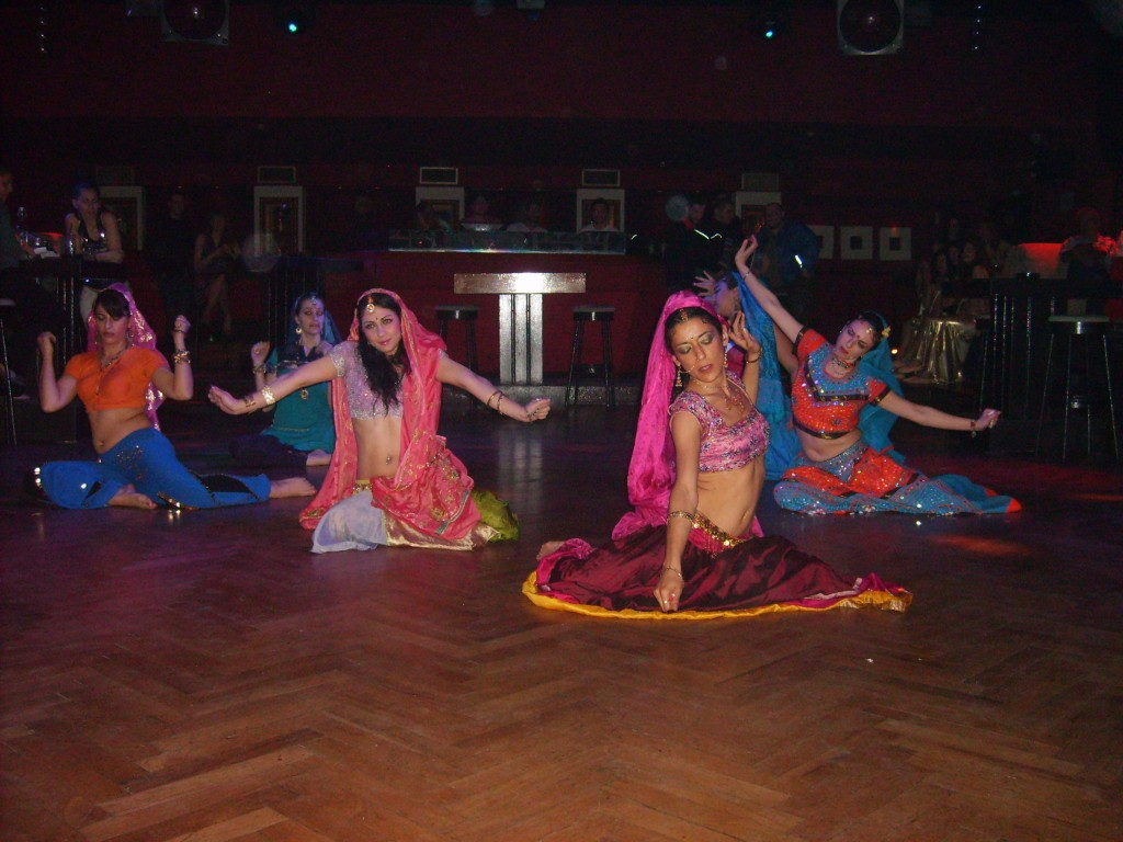 1th Bollywood Group of Bollywood Greek Dancers.