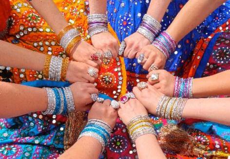 Oriental & Bollywood performance at IWOG Fiesta