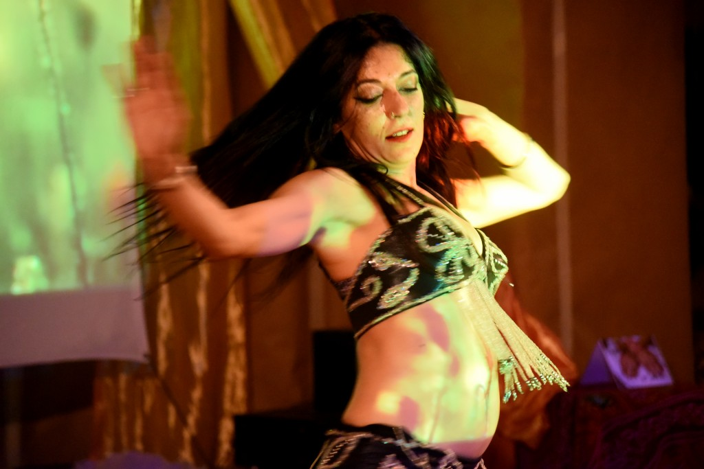 Νεο τμήμα χορού Oriental- Nataraja Dance Center