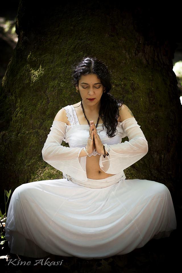 Mystic Sacret Dance in Samothraki with Asrai