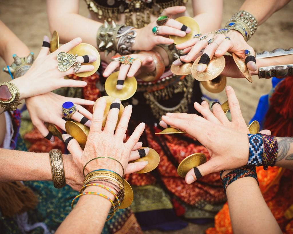 Χορευτική Παρουσίαση στη Γιορτή της I.W.O.G (International Women's Organization of Greece)