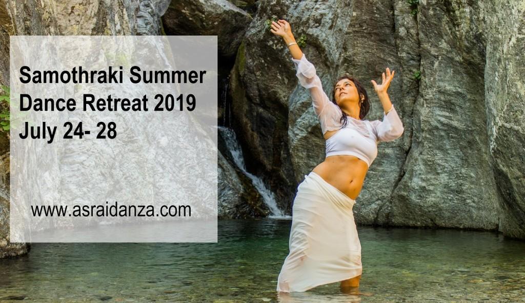 Samothraki Summer Dance Retreat