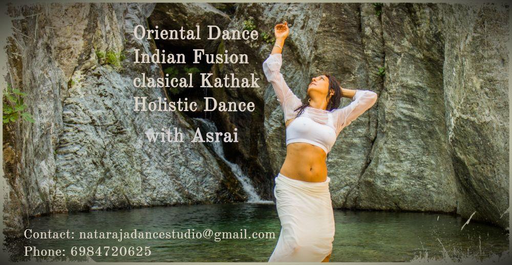 Temple Dance Workshop